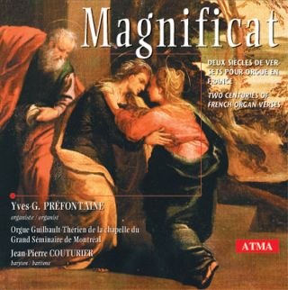 Magnificat: Two centuries of French organ verses