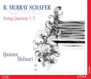 String Quartets No. 1-7