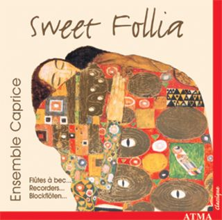Sweet Follia - The recorder on six continents