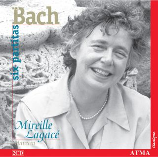Bach: Six Partitas, BWV 825-830
