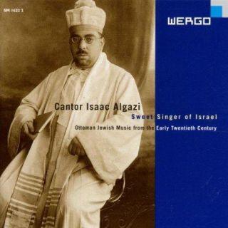 Cantor Isaac Algazi