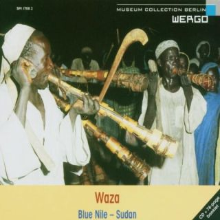 Waza of the Berta from the Blue Nile