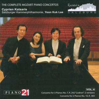 Piano Concertos Vol.6