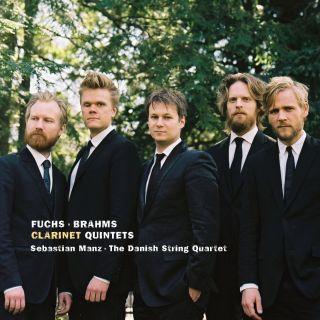 Fuchs, Brahms - Clarinet Quintets