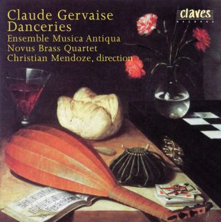 Claude Gervaise: Danceries