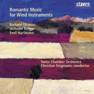 Romantic Music for Wind Instruments & Double Bass