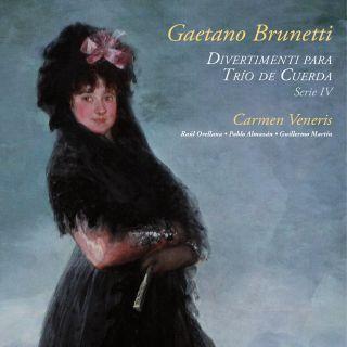 Brunetti, Divertimenti para Trio de Cuerda