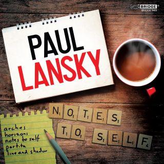 Paul Lansky: Notes to Self