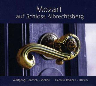 Mozart auf Schloss Albrechtsberg