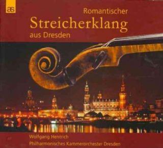 Romantischer Streicherklang aus Dresden
