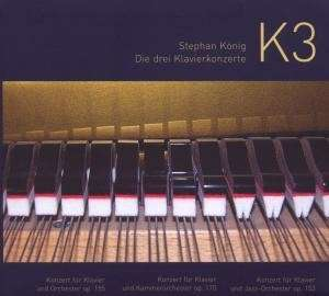 K3, the Three Piano Concertos