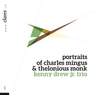 Portraits of Charles Mingus and Thelonious Monk