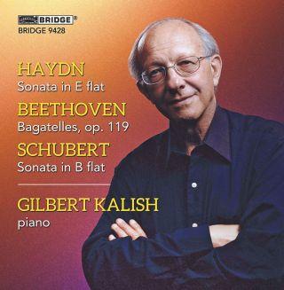 Gilbert Kalish plays Haydn, Beethoven and Schubert