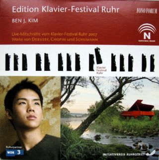 Ben J. Kim - Edition Klavier-Festival Ruhr