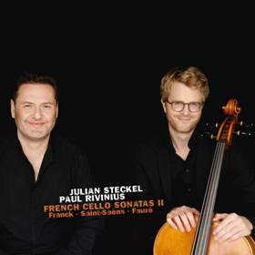 French Cello Sonatas II