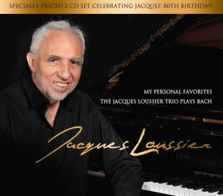 My Personal Favorites: The Jacques Loussier Trio Plays Bach