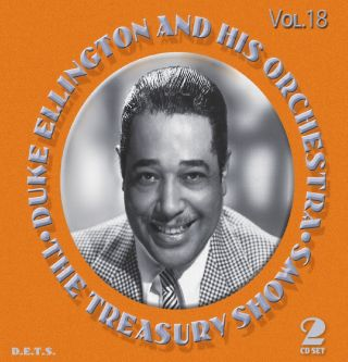 The Treasury Shows Vol. 18