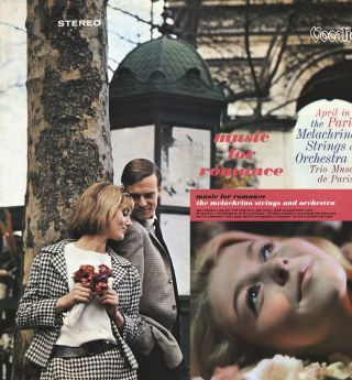 April in Paris & Music for Romance