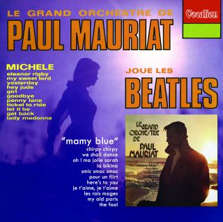 Paul Mauriat plays the Beatles & Mamy Blue & bonus tracks