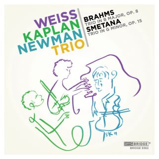 Weiss-Kaplan-Newman Trio Plays Brahms and Smetana