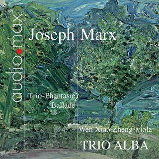"""Trio-Phantasie - """"Ballade"""" for Piano Quartet"""