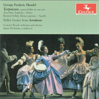 Terpsichore / Ballets from Ariodante
