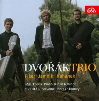 Piano Trio in G minor / Slavonic Dances - Dumky
