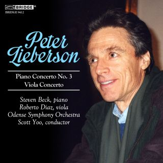 Music of Peter Lieberson, Vol. 3