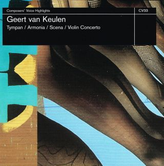 Tympan / Armonia / Scena / Violin Concerto