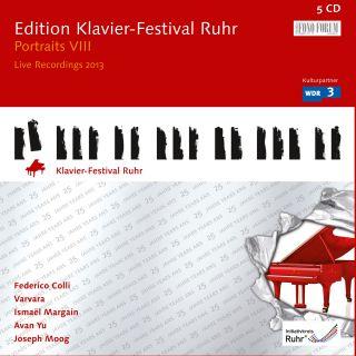 PORTRAITS VIII - Edition Klavier-Festival Ruhr Vol. 32