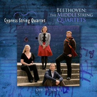 Beethoven The Middle String Quartets