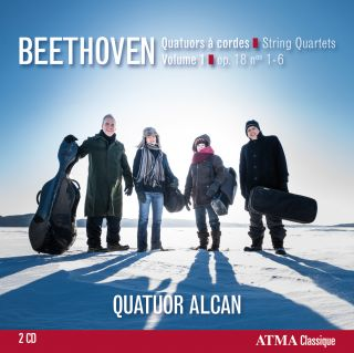 String Quartets Op. 18 Nos 1-6, Volume 1