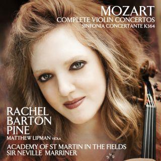 Mozart Complete Violin Concertos / Sinfonia Concertante, K364