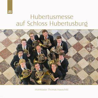 Hubertusmesse auf Schloss Hubertusburg