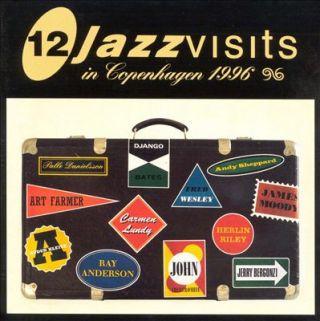 12 Jazzvisits In Copenhagen 1996