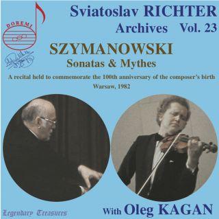 Sonatas & Mythes