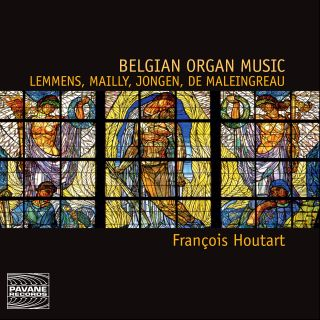 Belgian Organ Music