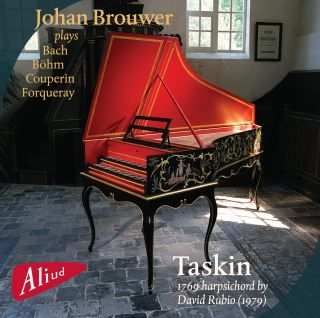 Johann Brouwer plays Bach, Böhm, Couperin and Forqueray
