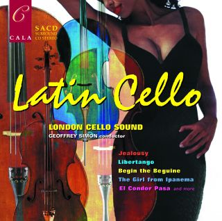 Latin Cello The London Cello Sound