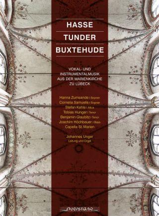 Vokal und Instrumentalmusik aus der Marienkirche zu Lübeck