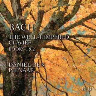 J.S. Bach; The Well-Tempered Clavier, Books 1 & 2