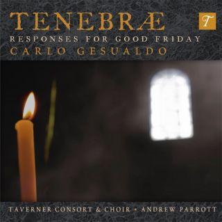 Gesualdo Tenebræ Responses for Good Friday