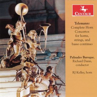 Complete Horn Concertos for horns, strings and basso continuo