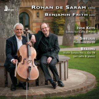 Keys, Sibelius, Brahms