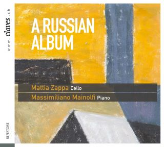 A Russian Album. Cello Suites of Prokofiev, Shoskatovich & Schnittke