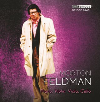 Feldman: Piano, Violin, Viola, Cello (1987)