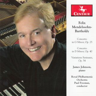 Mendelssohn Bartholdy - The Two Piano Concertos