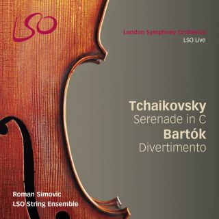 Tchaikovsky - Serenade for Strings & Bartók - Divertimento for String Orchestra