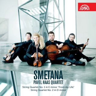 Smetana - String Quartets no. 1 & 2