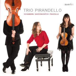 Trio Pirandello plays Schumann, Shostakovich and Piazzolla